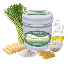 Salt Scrub Lemongrass 1 Kg