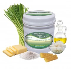 Salt Scrub Lemongrass Mint 1 Kg