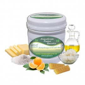 Salt Scrub Orange 1 Kg