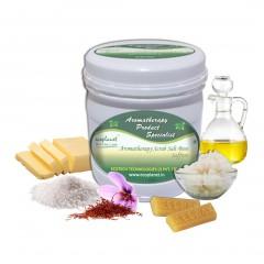 Scrub Salt Base Saffron 1 kg