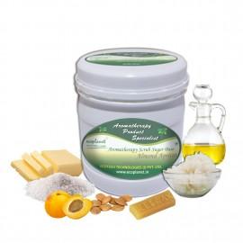 Scrub Sugar Base Almond Apricot 1Kg