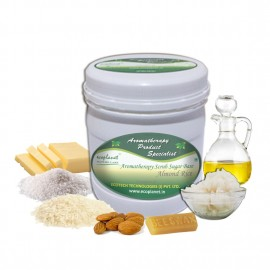 Sugar Scrub Almond Rice 1 kg