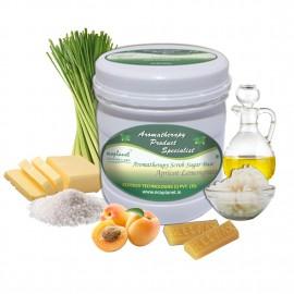 Scrub Sugar Base Apricot Lemongrass 1 Kg