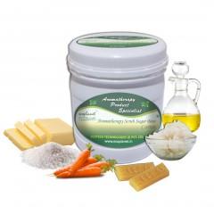 Scrub Sugar Base Carrot 1 Kg