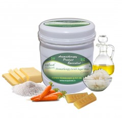 Sugar Scrub Carrot 1 Kg