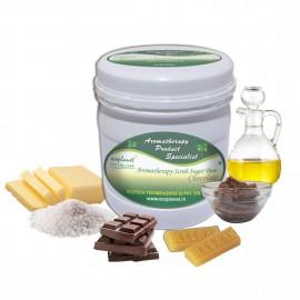 Scrub Sugar Base Chocolate 1 Kg