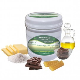 Sugar Scrub Chocolate 1 Kg