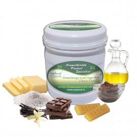 Scrub Sugar Base Choco Vanilla 1 Kg