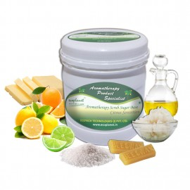 Sugar Scrub Citrus Sensation 1 Kg